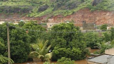 Un scénario similaire s'était produit en août 2013 après des pluies torrentielles. Au moins 23 personnes avaient alors été tuées dans des inondations à Bamako. (photo d'illustration)
