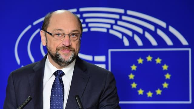 Martin Schulz annonce quitter le parlement européen pour se consacrer à la politique allemande. (Photo d'illustration)
