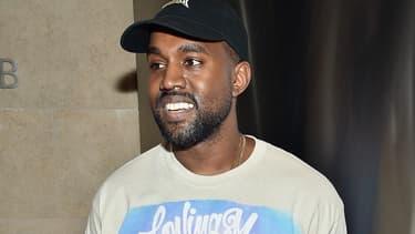 Le rappeur Kanye West le 11 février 2016