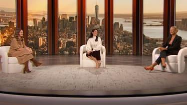 Drew Barrymore, Lucy Liu et Cameron Diaz