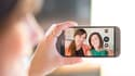 Le HTC Desire Eye est pensé pour les fans de seflies.