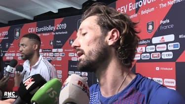 """France-Serbie - Lyneel regrette """"un trop gros écart pour revenir"""""""