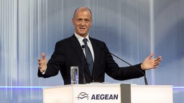 Thomas Enders, PDG d'Airbus