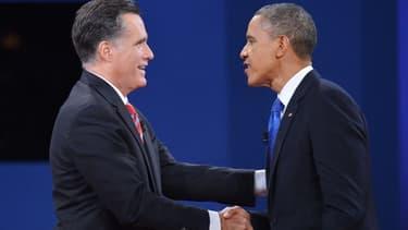 Les deux candidats ont souvent été d'accord sur de nombreux points, notamment l'Iran.