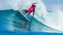 Michel Bourez et les surfeurs tricolores valident le choix Tahiti