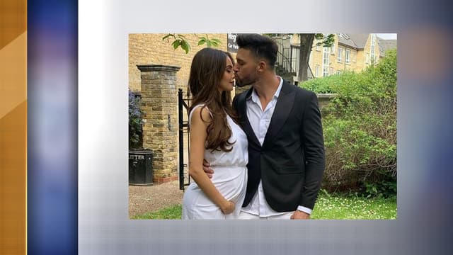Nabilla et Thomas Vergara se sont mariés