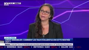 Cécile Roquelaure (Empruntis) : Crédit immobilier, comment les taux évoluent-ils en cette rentrée 2021 ? - 28/09