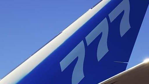 Le B777X remplacera l'ancienne version, best-seller de Boeing, d'ici 2020.