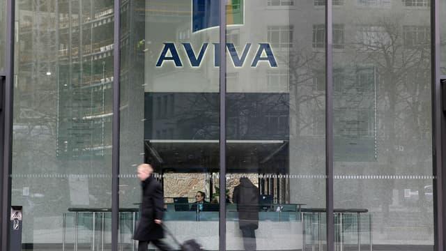 Aviva veut réduire à terme ses dépenses de 300 millions de livres par an.