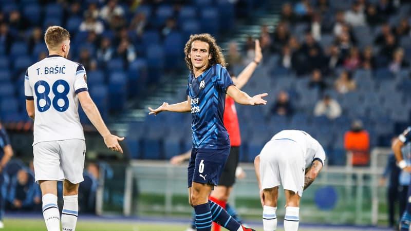 OM-PSG: des coéquipiers à Marseille du bouillant Guendouzi lui ont demandé de se calmer