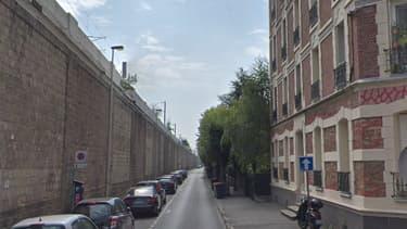 Le boulevard Carnot de Villemomble, où se trouve le pavillon