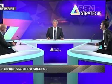 BFM Stratégie (Cours n°148): Qu'est ce qu'une startup à succès ? - 15/05