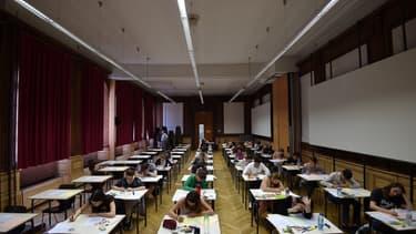 Une salle d'examen