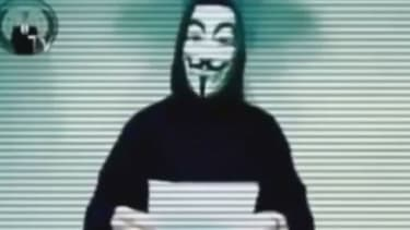 Les Anonymous se disent prêts à riposter à l'attentat perpétré contre la rédaction de Charlie Hebdo (photo d'illustration)
