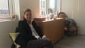 Myriam Maestroni, dans les nouveaux locaux d'Économie d'Énergie