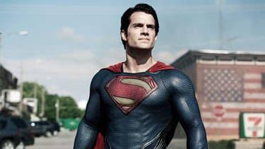 """Dans """"Man of Steel"""", le costume de Superman ne comporte pas de slip."""
