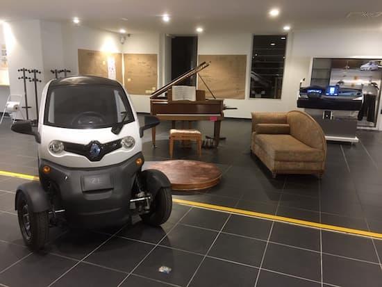 """À Paris, les équipes du """"Square"""" sont chargées d'inventer la mobilité du futur."""