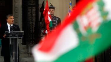 Le Premier ministre hongrois Viktor Orban n'est pas en odeur de sainteté auprès du FMI ou de l'Europe