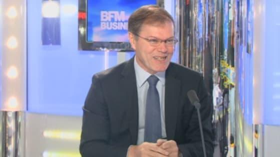 Olivier Piou a expliqué que l'activité de Gemalto est tirée par la 4G