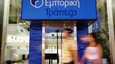 Emporiki devrait être rachetée par une des trois grandes banques grecques.