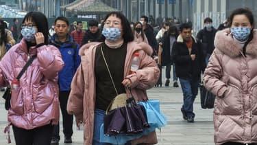 Des précautions ont été mises en place notamment ici dans la province de Hubei.