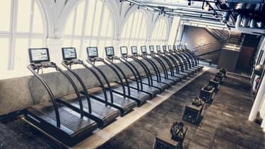 Une salle de sport à Saint-Lazare
