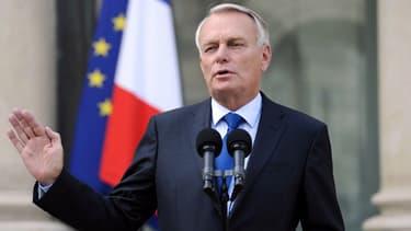 Pour Jean-Marc Ayrault, les bons chiffres de la croissance conforte la stratégie du gouvernement.