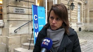 Delphine Bürkli, maire du 9e arrondissement de Paris quitte Les Républicains.