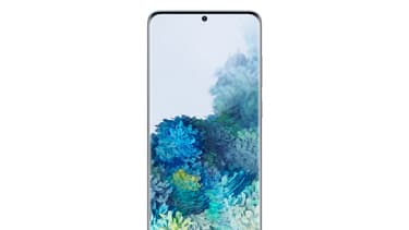 Le Galaxy S20+, le fleuron de Samsung