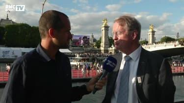 Journées olympiques – Lapasset : ''La candidature est portée par l'ensemble du pays''