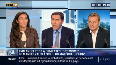 Nathalie Schuck face à Jean-Sébastien Ferjou: Que faut-il retenir du débat qui oppose Manuel Valls à Emmanuel Todd ?
