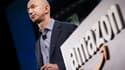 Jeff Bezos, le patron d'Amazon, nourrit de grandes ambitions pour le groupe américain.