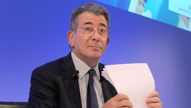 Michel Landel, le directeur général de Sodexo