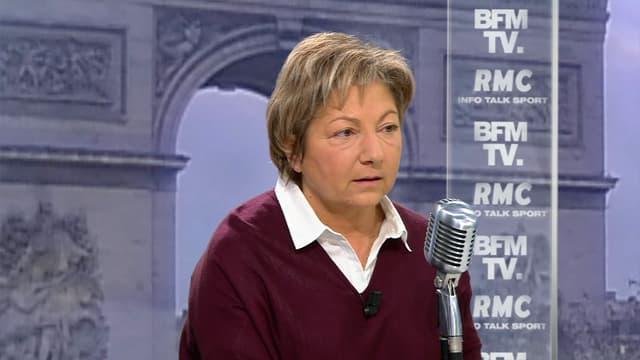 Natacha Bouchart lundi matin sur BFMTV et RMC