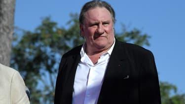 Gérard Depardieu est visé par une plainte pour viol.