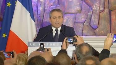 Xavier Bertrand vainqueur de l'élection régionales en Nord-Pas-de-Calais-Picardie.