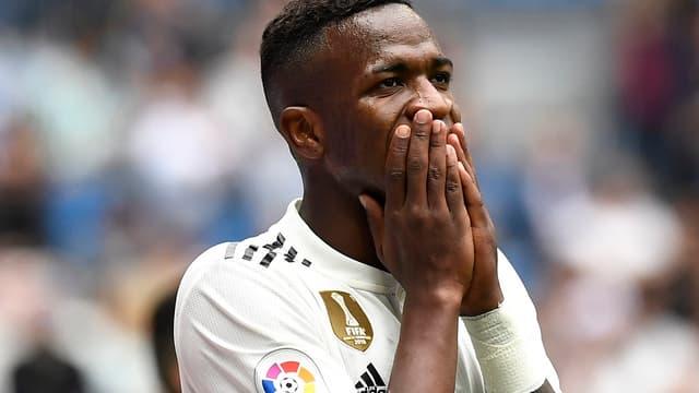 Vinicius Junior, va rentrer plus tôt que prévu de ses vacances pour essayer de convaincre Zidane.
