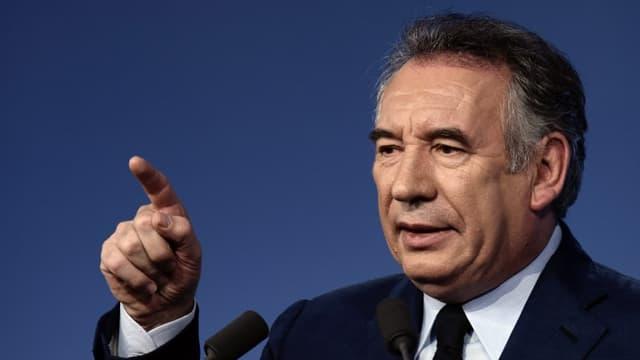 François Bayrou, le 17 décembre 2017 à Paris.