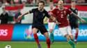 Ivan Rakitic sous le maillot de la Croatie