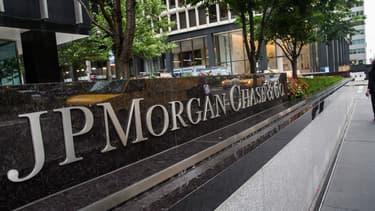 La banque JP Morgan a été victime d'une attaque informatique cet été