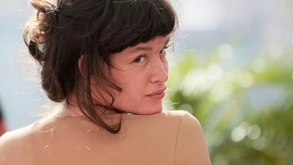 L'actrice espagnole Paz de la Huerta en 2009 au festival de Cannes.