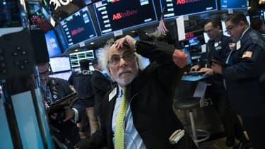 La panique a gagné les marchés aux États-Unis