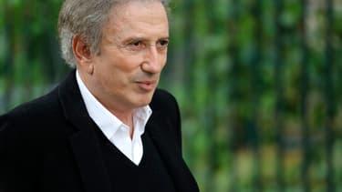 Michel Drucker en juin 2020.