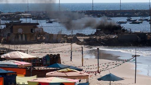 Deux tirs israéliens ont tués quatre enfants et blessés d'autres sur une plage, mercredi 16 juillet, à Gaza.
