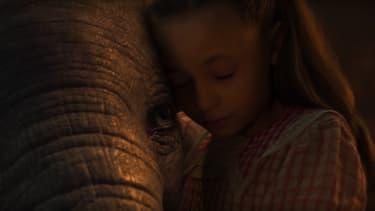 """""""Dumbo"""", de Tim Burton, sortira sur les écrans le 27 mars 2019"""
