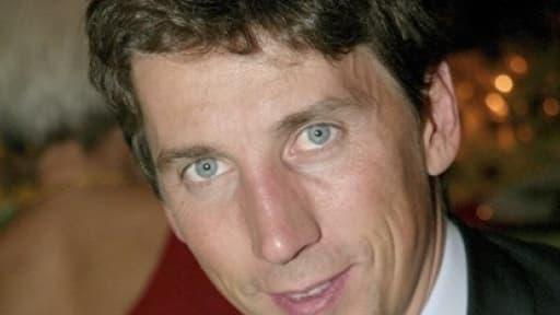 Stéphane Courbit, l'ancien PDG d'Endemol.
