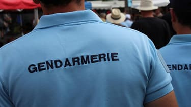 Des gendarmes (photo d'illustration).