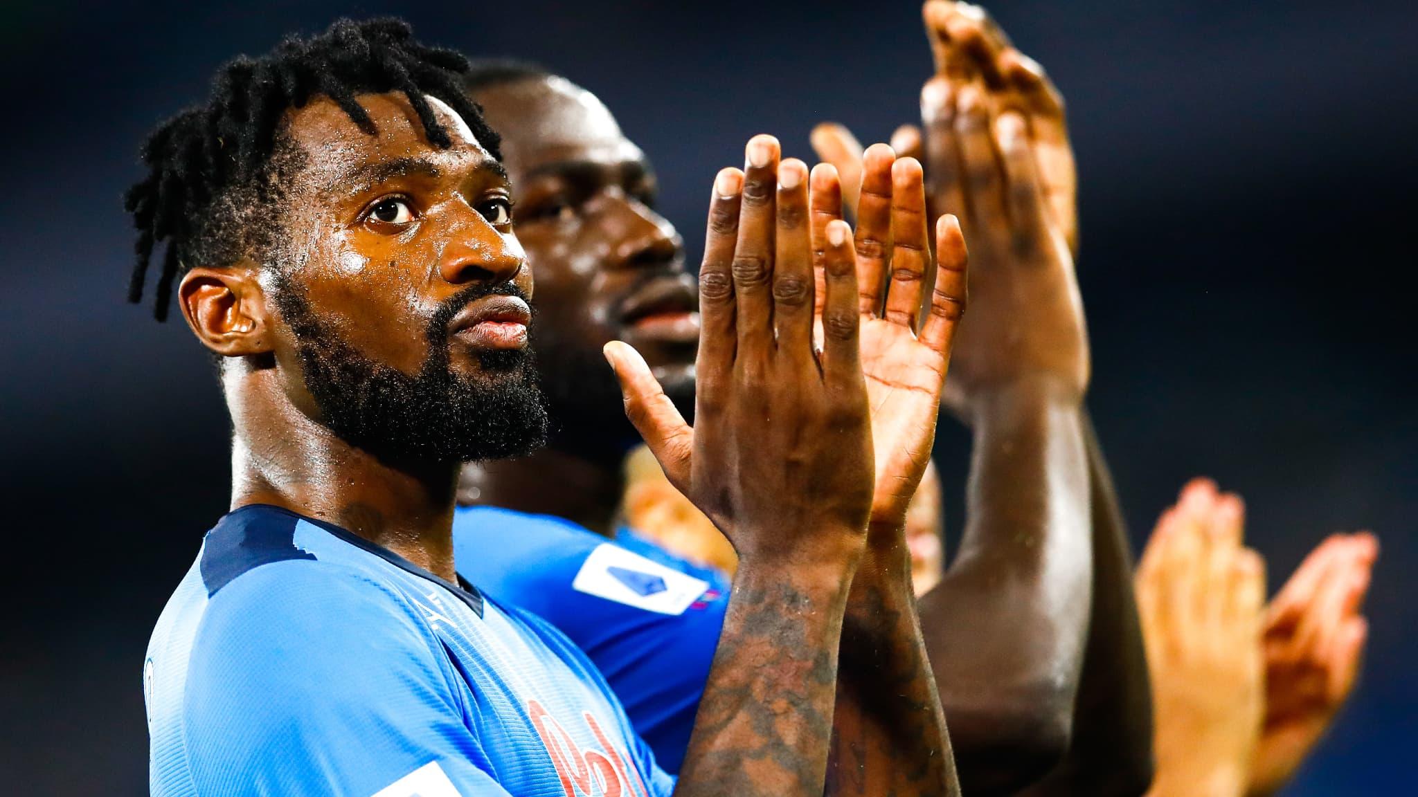 Zambo Anguissa est devenu le chouchou de Naples en quatre matchs