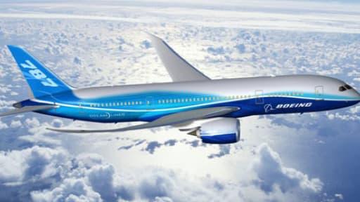 Le Dreamliner de Boeing commandé par la compagnie d'Abou Dhabi, Etihad Airways