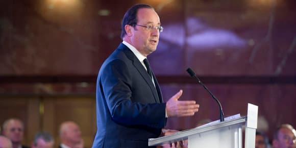 François Hollande achève sa visite d'Etat au Mexique.